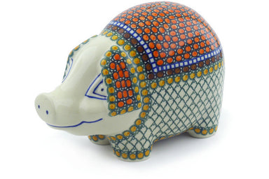 "7"" Piggy Bank - U81 