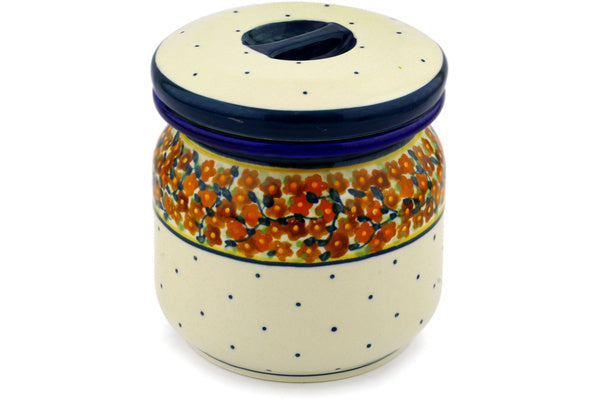 "6"" Jar with Lid - Floral Spice 