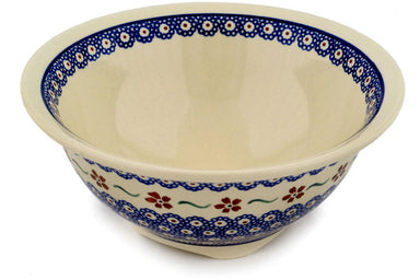 5 cup Serving Bowl - 864 | Polish Pottery House