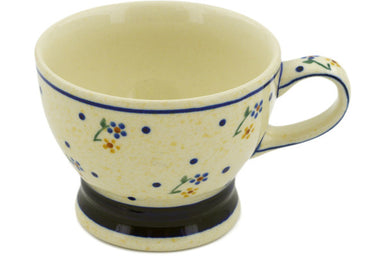 8 oz Cup with Saucer - 111 | Polish Pottery House