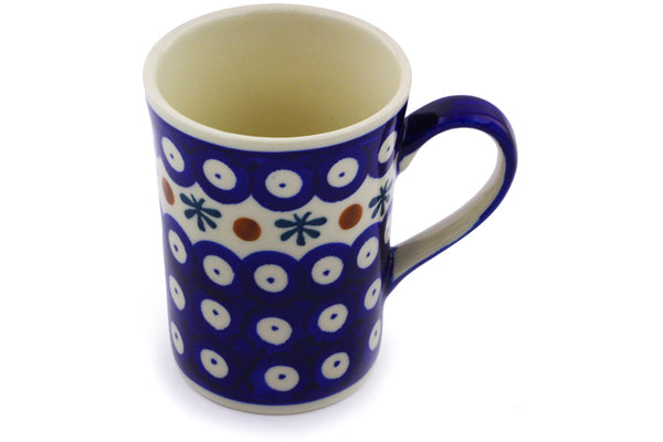 7 oz Mug - Old Poland | Polish Pottery House