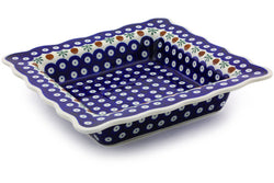"9"" Square Bowl - Old Poland 