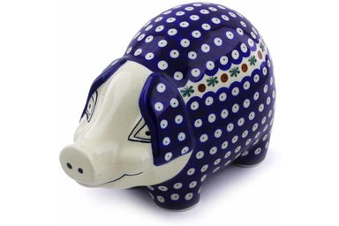 "6"" Pig Figurine - Old Poland 