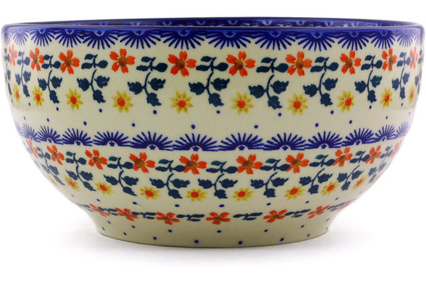 12 cup Serving Bowl - P9289A | Polish Pottery House