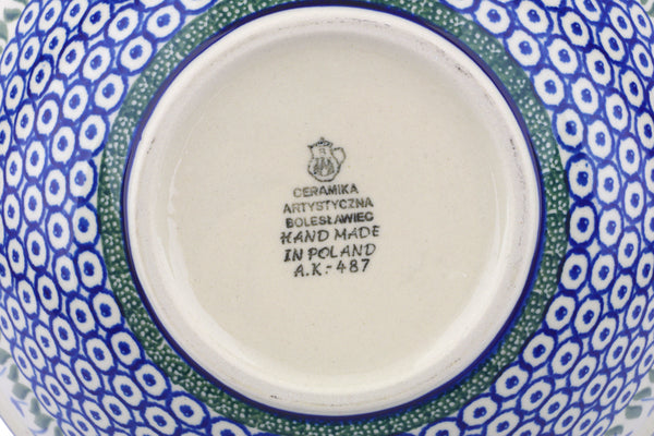 8 cup Serving Bowl - 490AX | Polish Pottery House