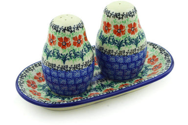 "4"" Salt and Pepper Shakers - Cosmos 