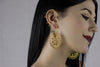 Kali Earrings- Gold