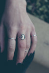 Artemis Ring- Sterling Silver
