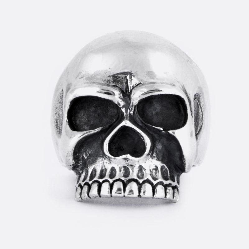 Large Skull Ring- Sterling Silver