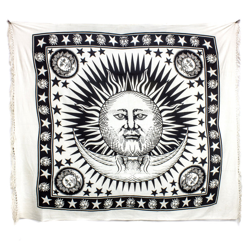 Midnight Sun Throw