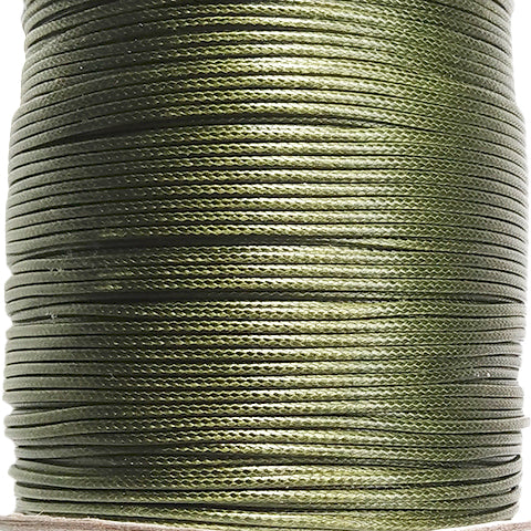 Korean Waxed Polyester Cord - 1.5mm