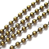 Chains (Bronze) - Beaded 2.3mm