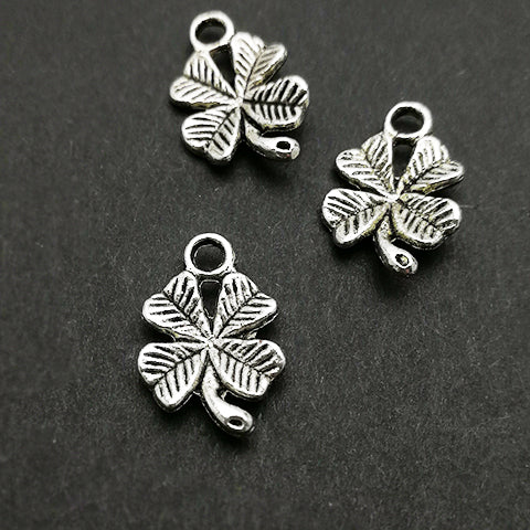 Charms (Antique Silver) -  CH448S Clover