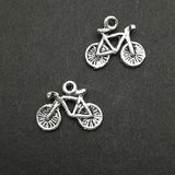 Charms (Antique Silver) -  CH460S Bicycle