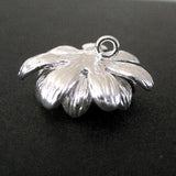 Charms (Silver plated) -  CH475S Flower