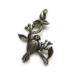 Charms (Bronze) - CH498 Bird