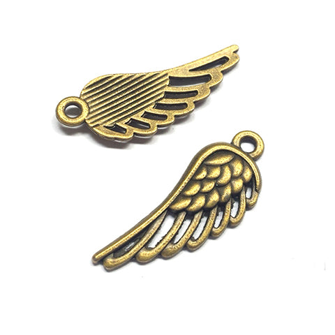 Charms (Bronze) - CH565 Wing