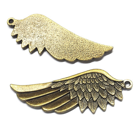 Charms (Bronze) - CH566 Wing