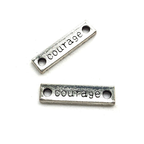 Connectors (Silver) - CN551S courage