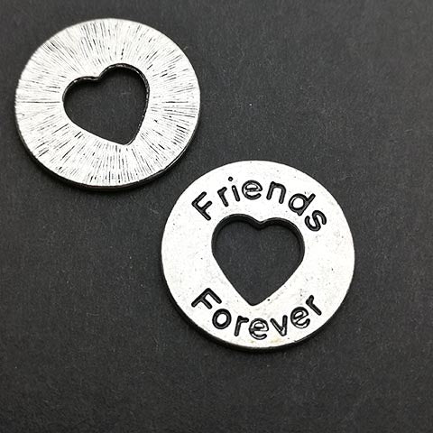 Connectors (Silver) - CNS Friends Forever