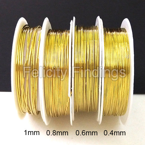 Copper wire (Gold)