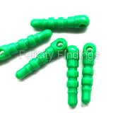 Dust proof plugs - Green
