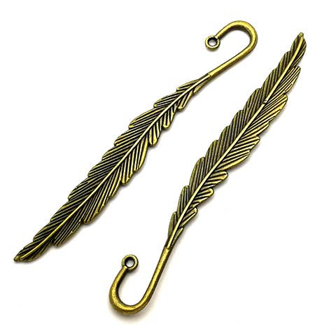 Bookmark feather (116mm)