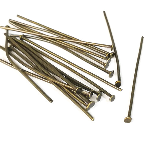 Head pins (Bronze)