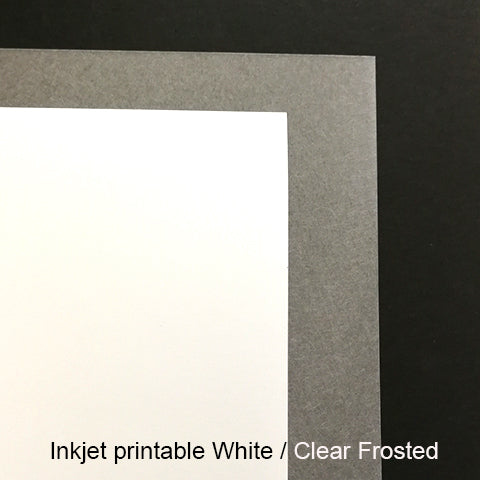 photograph relating to Printable Shrink Plastic identified as Shrink plastic (Inkjet printable)