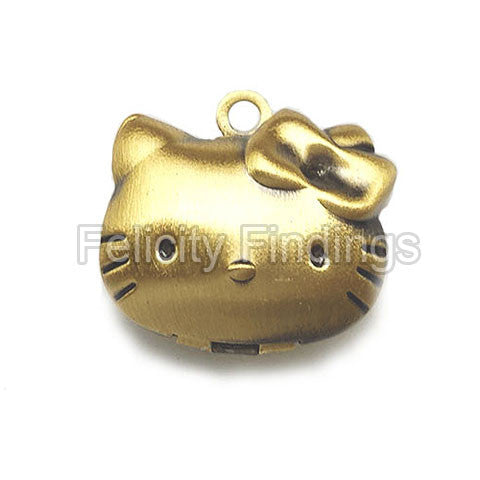 Lockets - LK405 Hello Kitty