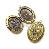 Lockets - LK410 Oval