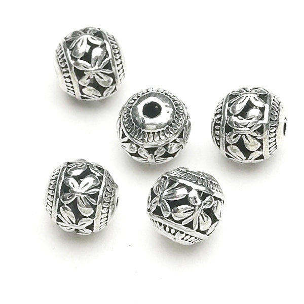 Metal beads - SPB 516S (Hollow cut)