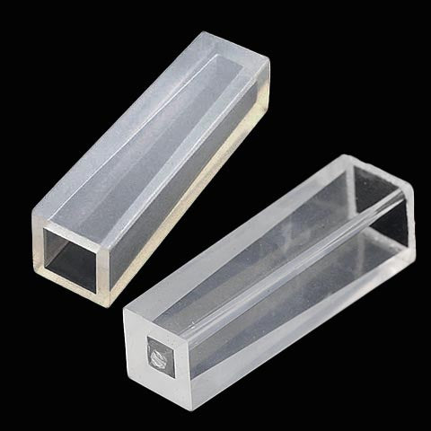 Silicone long pendant mold (Tapered)
