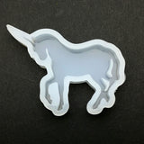 Silicone mold (Unicorn)
