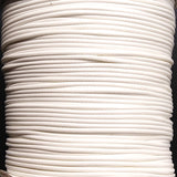 Korean Waxed Cotton Cord - 1.5mm White