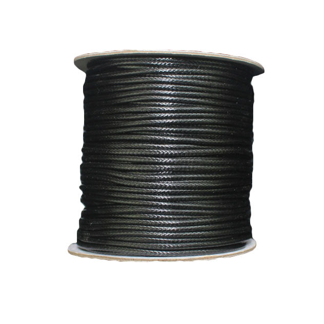 Korean Waxed Polyester Cord - 0.8mm