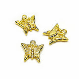 Charms (Gold plated) -  Butterfly II