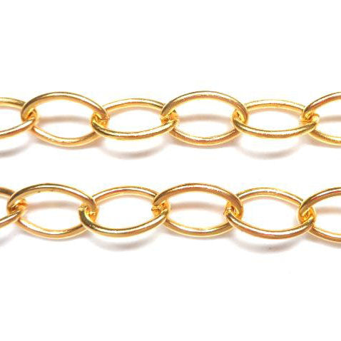 Chains (Gold plated) - 9mm