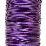 Korean Waxed Polyester Cord - 1mm