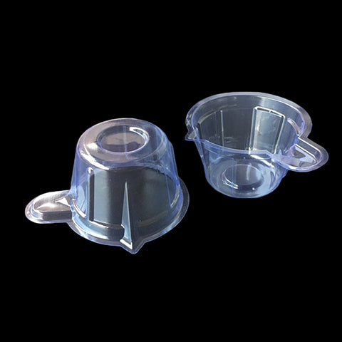 5pcs Disposable plastic mixing cup