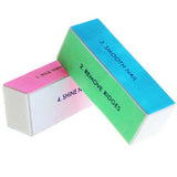 4-sided nail buffing/polishing block