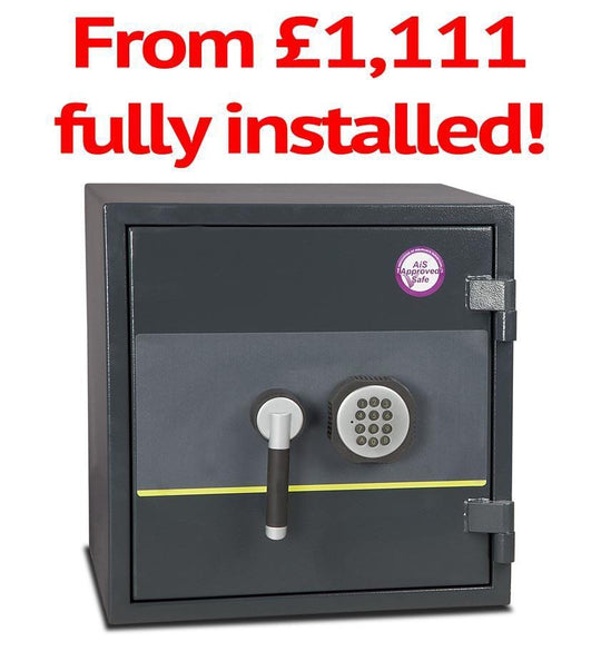 Torch T100 Fire Safe - £100,000 Valuables