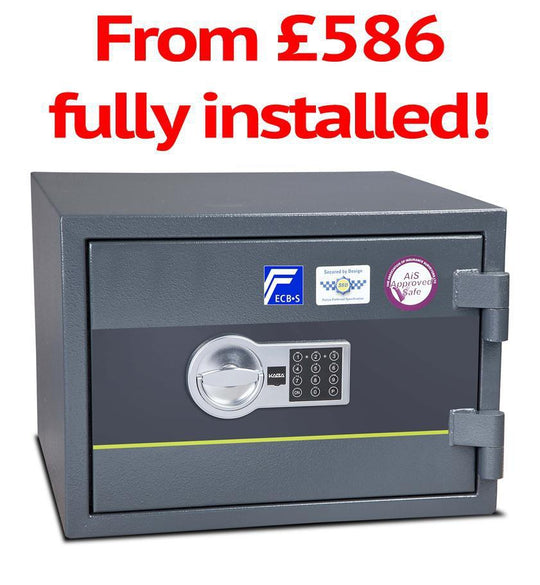 Torch T40 Fire Safe - £40,000 Valuables