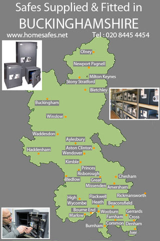 Thinking of a safe for your Buckinghamshire home or business?