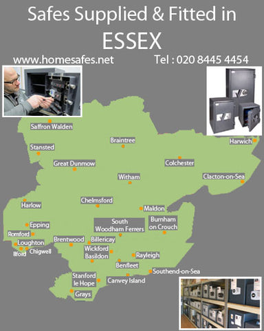 Thinking of a safe for your essex home or business?