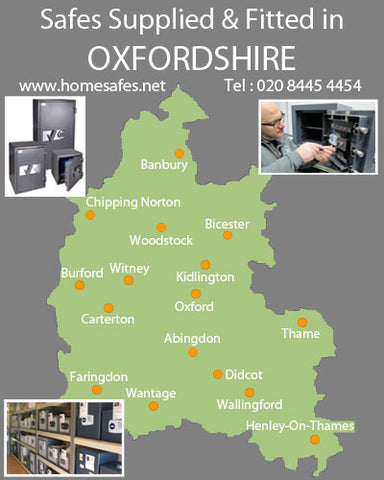 Thinking of a safe for your oxfordshire home or business?
