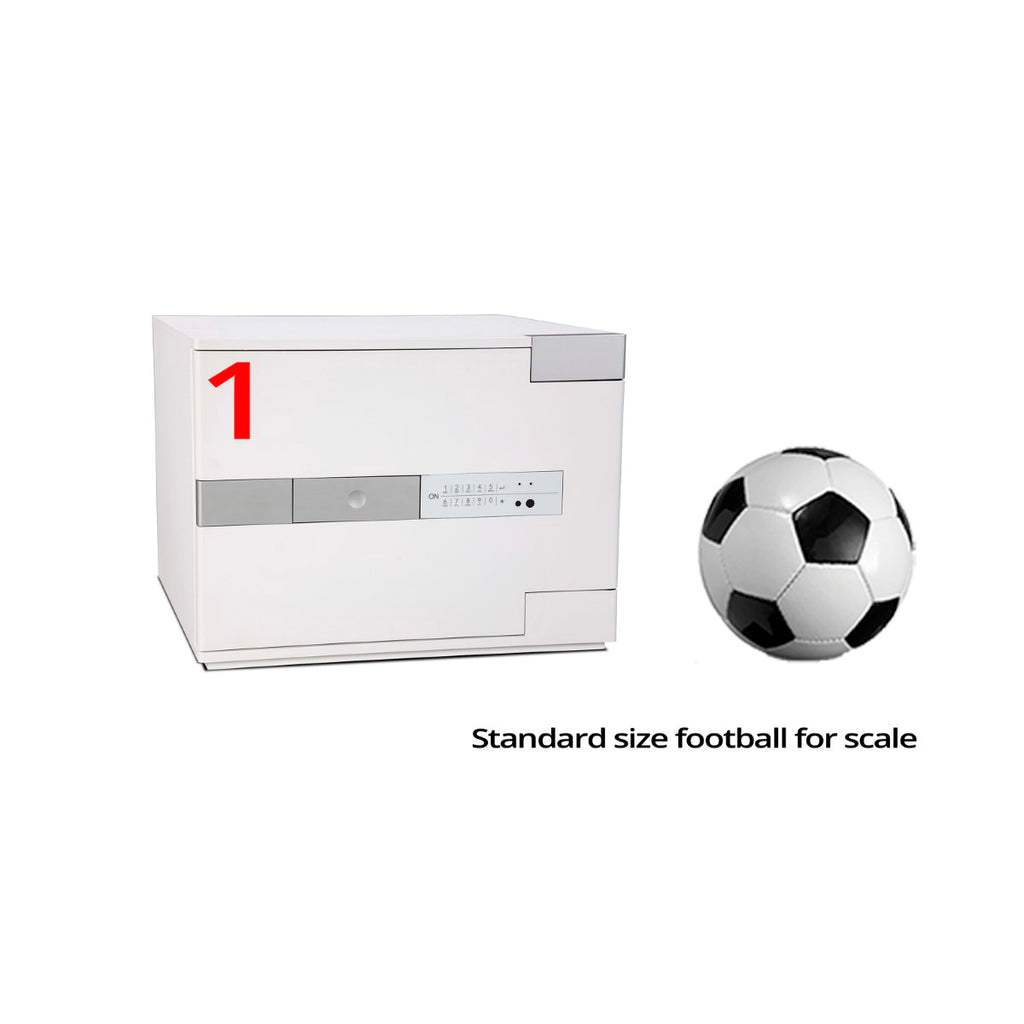 Chronos Grade 1 (Size 1) Digital Safe, London & Home Counties Safe Company, Chronos Eurograde 1