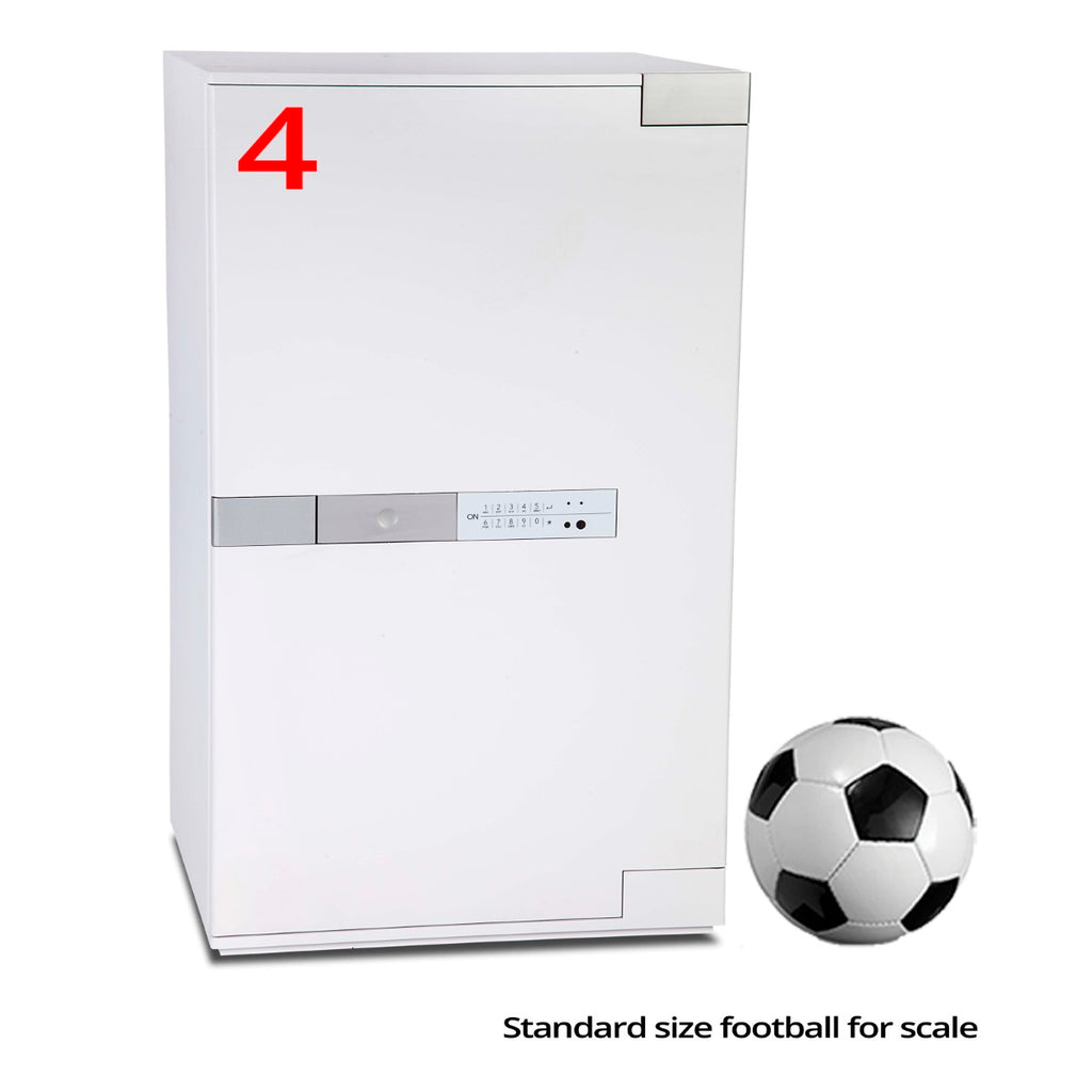Chronos Grade 1 (Size 4) Digital Safe, London & Home Counties Safe Company, Chronos Eurograde 1