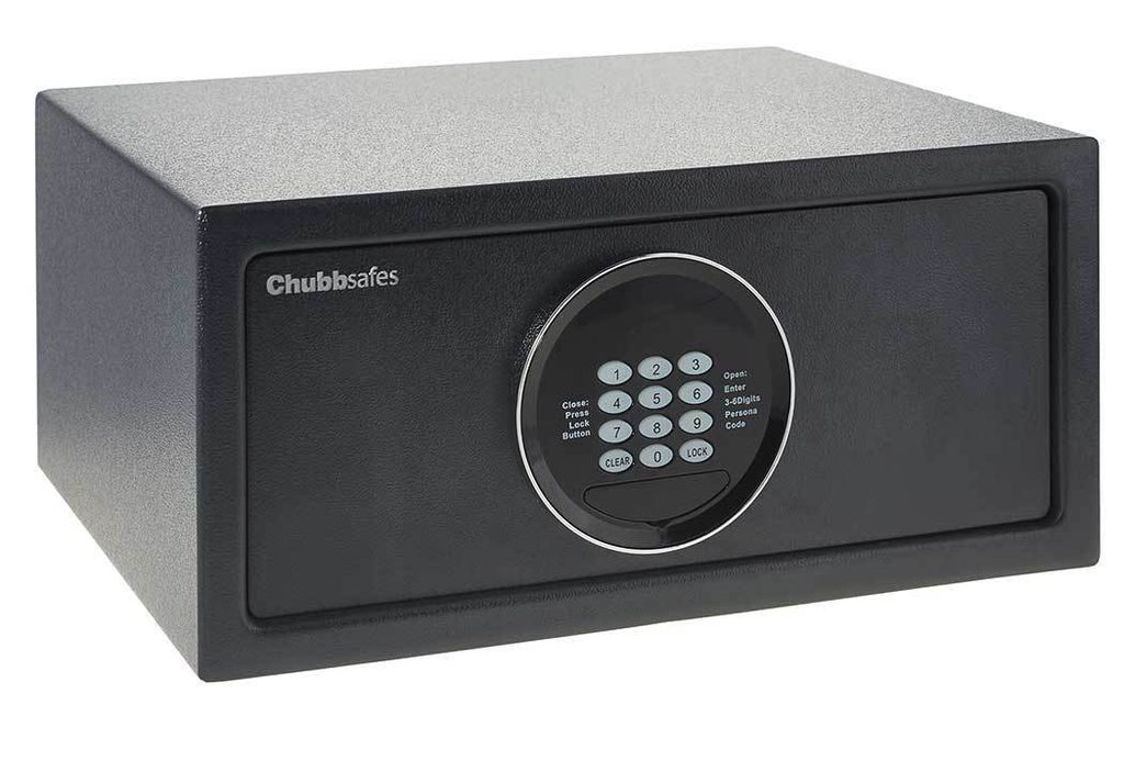 Chubb Air Hotel Digital Safe, London & Home Counties Safe Company, Chubb Air