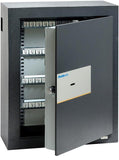 Chubb Epsilon 2K - Key Cabinet, London & Home Counties Safe Company, Chubb Epsilon Key Cabinet